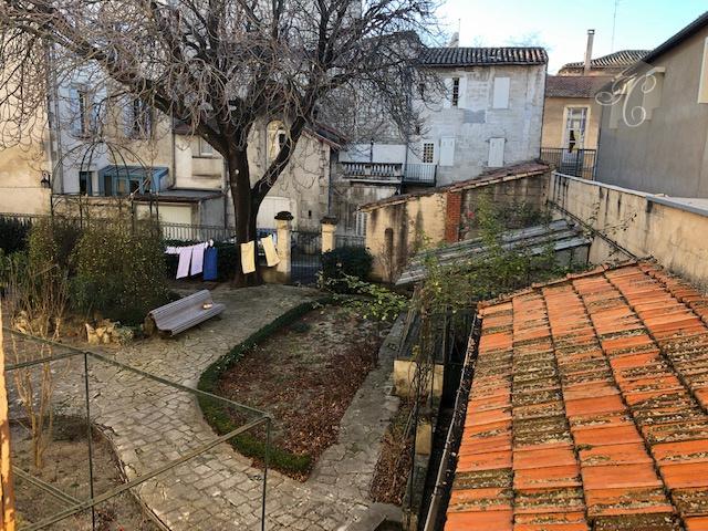 Vue sur jardinintra muros