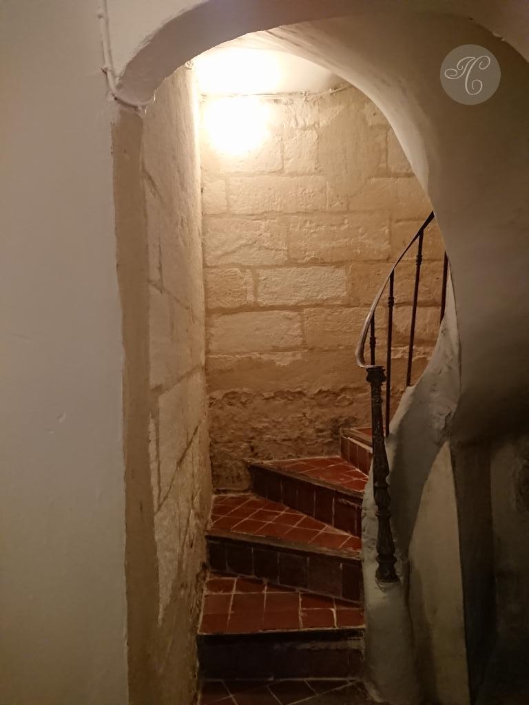 cage d 'escalier