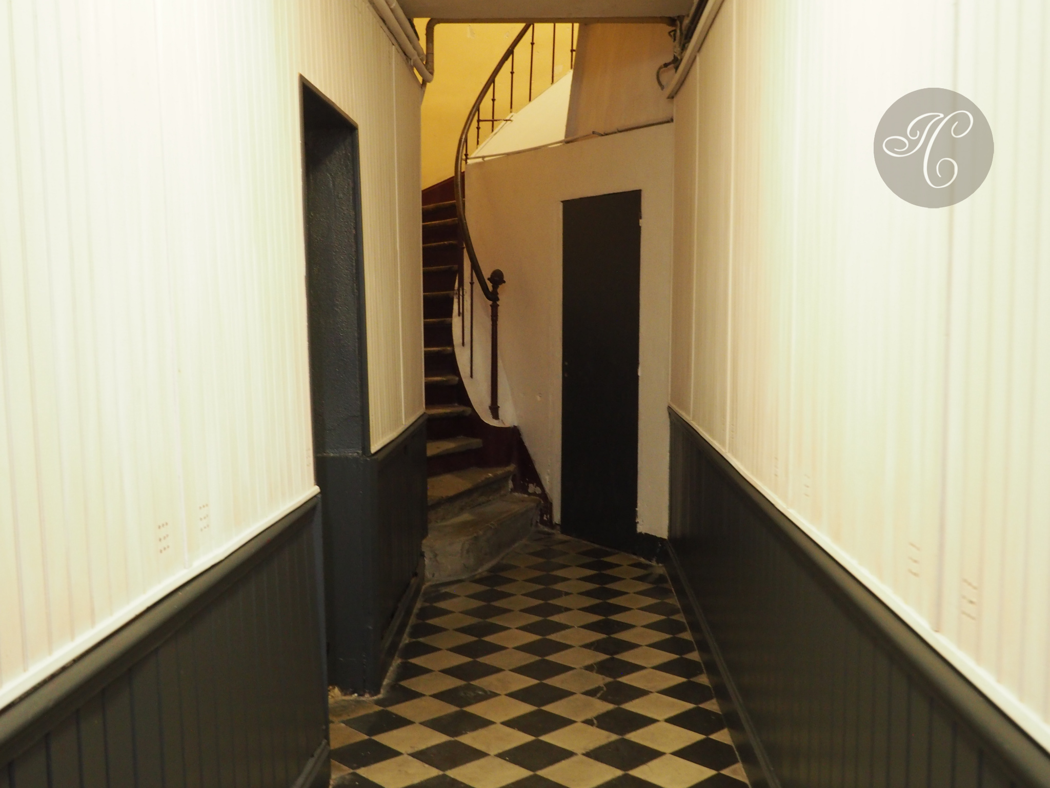 Couloir immeuble