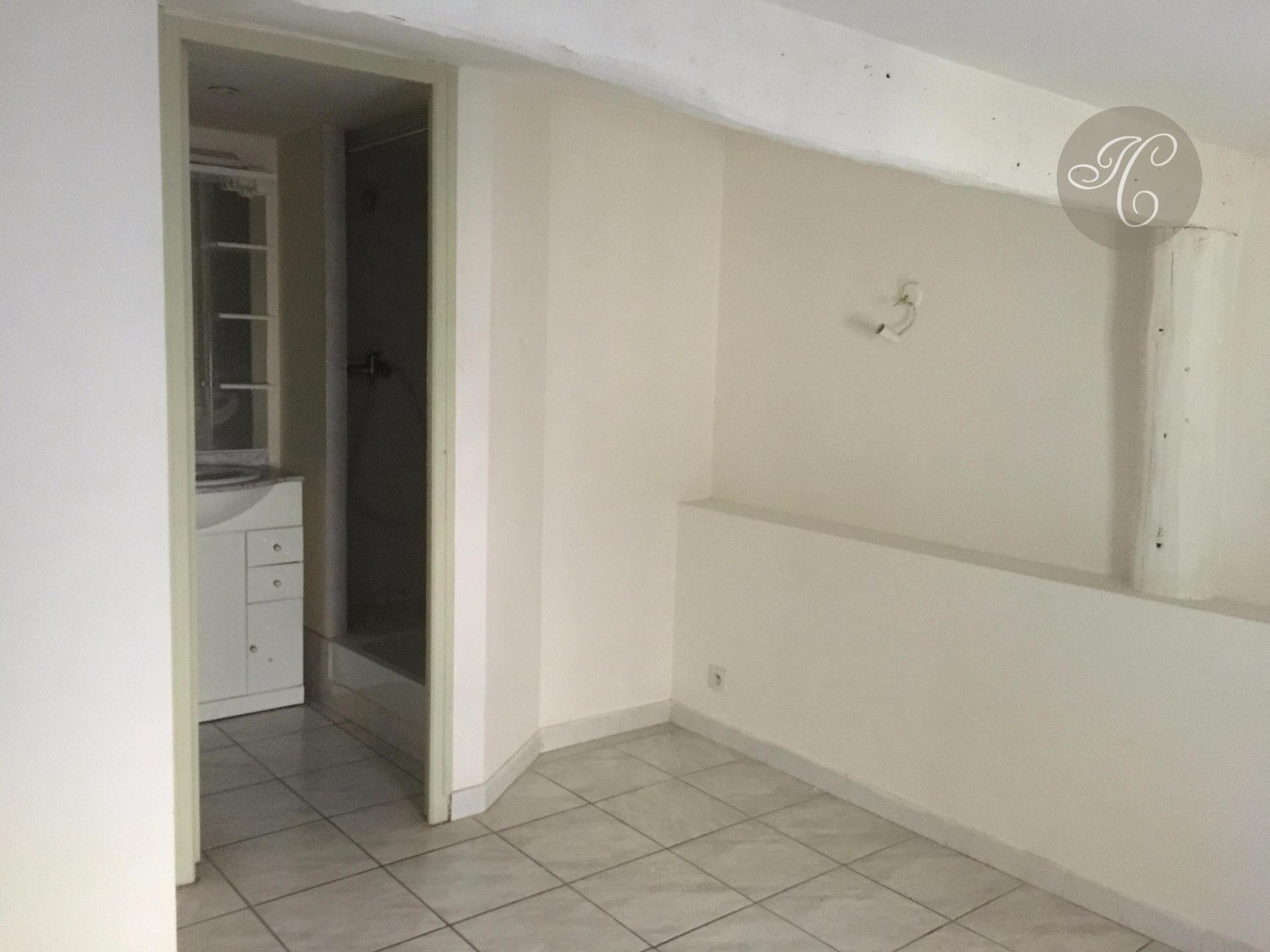 Chambre 2 avec sa salle d'eau